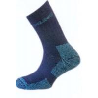 304 Teide Antibac носки, 2- темно-синий