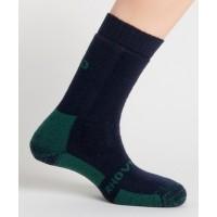307 Himalaya Antibac носки, 2- темно-синий
