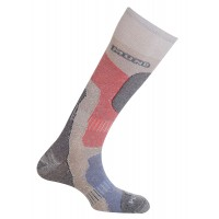 319 Skiing PrimaLoft носки, 1- серый