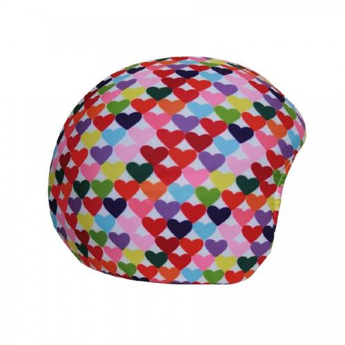 104 Colour Hearts нашлемник