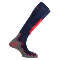 318 Sking outlast носки, 2- темно-синий