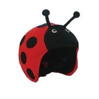 001 Ladybug нашлемник