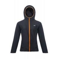 Ultra куртка unisex Gunmetal (чёрный)