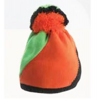 Beanie one size шапка 14006 freestyle orange