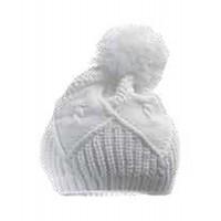 Beanie one size шапка 14008 snowy