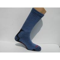 400 Explorer Antibac. носки, 8- голубой