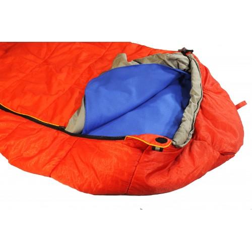 Вкладыш в спальный кок мешок Терра флис-К