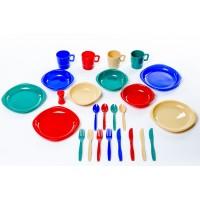 Набор посуды пластиковой (4 персоны) TRC-053