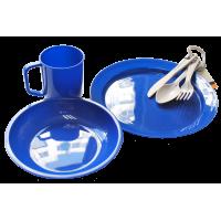 Набор посуды пластиковой TRC-047