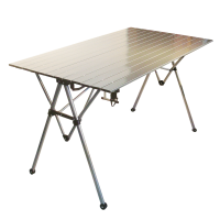 Стол складной алюминий TRF-034
