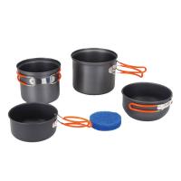 набор посуды TRC-075