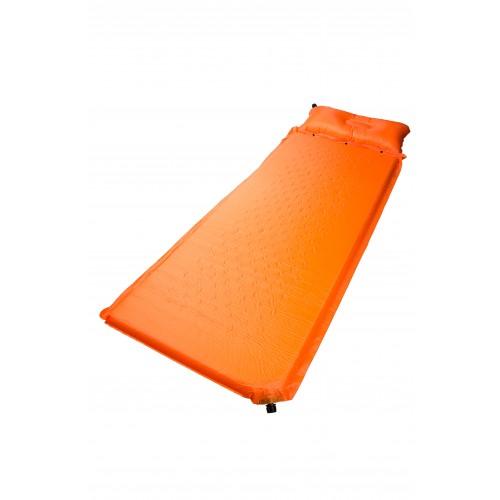Коврик самонадувающийся с подушкой TRI-017
