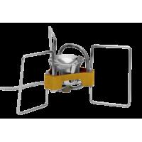 Горелка туристическая складная со шлангом бензиновая TRG-050