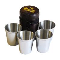 Набор стальных стаканов TRC-076
