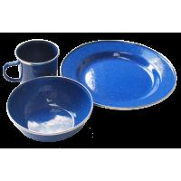 Набор посуды эмалированой TRC-074