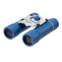 Бинокль Sport new БН 10x25 синий/серебристый